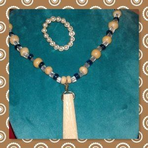 💜BEADS,IVORY? AND PEARLS!! OMY💛
